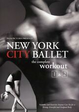 New York City Ballet: The Complete Workout, Vol. 1 a (2006, DVD NUEVO (REGION 1)