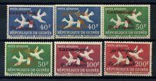 Guinea 1962 Mi. 145-148 Nuovo ** 100% Spazio, La Conquête de l'espace