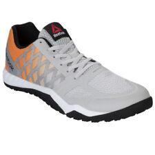 Chaussures de fitness, athlétisme et yoga gris Reebok pour femme