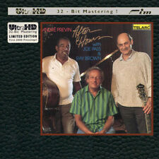 Andre Previn, Joe Pass & Ray Brown After Hours Limited Edition Ultra HD CD