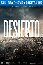 Desierto [New Blu-ray] With DVD, UV/HD Digital Copy, 2 Pack, Digitally Mastere