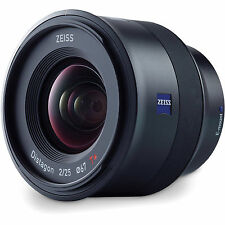 ZEISS Batis 25mm F/2 Sony E Mount Lens Da1370
