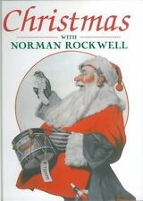 CHRISTMAS WITH NORMAN ROCKWELL by John Kirk (2013 New Hardcover) SHRINKWRAPPPED