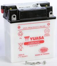 YUASA BATTERY YB9A-A YUAM229AY Fits: Honda TRX125,ATC125M Suzuki LT-F160 QuadRun