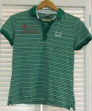 K-Bird Small Green Golf Polo Asian Fit Chinese 2010 Games China Deducegrace