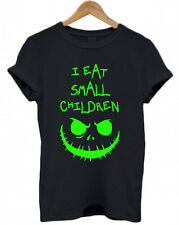 I EAT SMALL CHILDREN, Halloween Dress Up, Costume Maternity funny Tumblr T Shirt