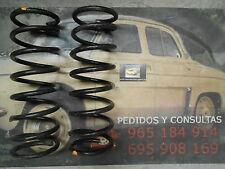SEA18R P1 PAREJA MUELLES DELANTEROS REFORZADOS SEAT 124, 1430, ESPECIAL Y COUPE
