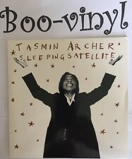 "TASMIN ARCHER Sleeping Satellite 7"" B/w Acoustic Version (em233) Pic Sleeve Ex +"