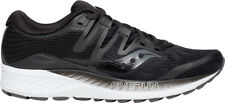 Saucony Ride ISO Womens Running Shoes - Black