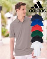 ADIDAS Mens Performance Sport GOLF Polo Sport Shirts Size S-4XL NEW A230