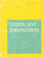B00166Ggp0 Lizards and Salamanders