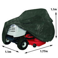 Ride On Lawnmower Tractor Cover Garden Rain Weather Cover Large Outside Storage
