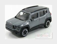 Jeep Renegade 2017 GREY BURAGO 1:43 BU30385GR