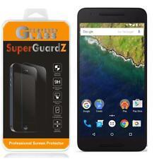 SuperGuardZ Tempered Glass Screen Protector Shield Guard for Huawei Nexus 6P
