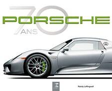 Livre Porsche 70 ans