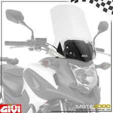 // NC 750 S // DCT GIVI COD.D1112S CUPOLINO - HONDA NC 700 S 2012-2013