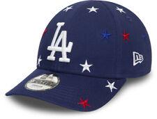 LA Dodgers New Era 940 Kids Navy Stars Baseball Cap (Age 2 - 10)