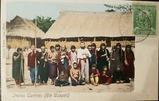 O) 1900 Circa-Peru, Cunivos Indigenous Culture -River Uyacali, Manco Capac-Inca