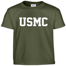 USMC Marines Physical Training US Military PT T Shirt 24 Color Combinations