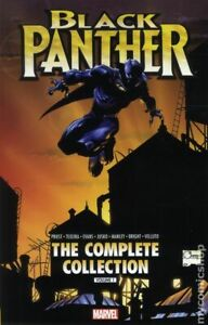 Black Panther TPB By Christopher Priest The Complete Collection #1-1ST VG 2015
