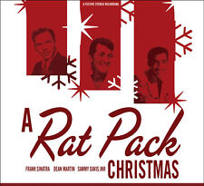 It's its a Rat Pack Christmas 3 CD of Xmas Songs - New
