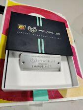 71808483 Badge Unico 695 Rivale SpecialEdition Tender to Emanuela G.T. Originale