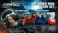 Jump Force PreOrder Bonus DLC (PS4)