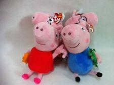 Peppa Pig Soft Plush Teddy Toys