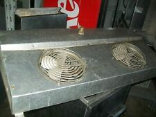 EVAPORATOR COIL, FOR A WALK IN COOLER, 115 V. 2 FANS, MORE, 900 ITEMS ON E BAY