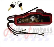New Ignition Switch Box Fits Honda GX390 13HP Engine Control Box Keys Included