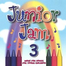 FREE US SHIP. on ANY 3+ CDs! NEW CD Junior Jam: Junior Jam 3 Single