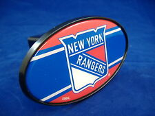 NEW YORK RANGERS NHL LICENSED HOCKEY HITCH COVER AUTO TOW HITCH ACCESSORIES