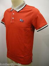 Polo t-shirt maglietta uomo sweater man FERRANTE a.I35602 T.58 col.006 rosso red