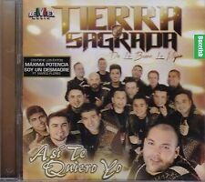 Banda Tierra Sagrada  De Lo Bueno Lo Mejor Asi te Quiero yo CD New Nuevo Sealed