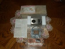 Vintage Honeywell T882A Electric Clock Home heating & Cooling Thermostat, 1974