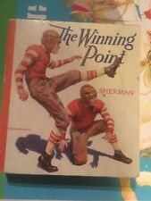 THE WINNING POINT SOFTCOVER Saalfield Big Little Book 1502