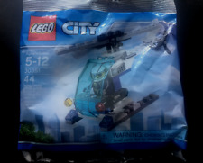 NEW LEGO CITY POLICE EXCLUSIVE POLYBAG HELICOPTER 30351 FREE LEGOLAND COUPON