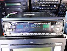 Pioneer DEH-P6000R radio receptor AM FM REPRODUCTOR DE CD DAB/CD Changer figuran. Aux in