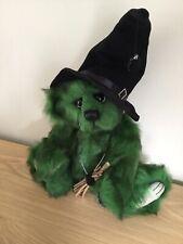 OOAK  GRIZELDA witch Bear