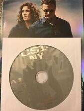 CSI: NY – Season 5, Disc 7 REPLACEMENT DISC (not full season)