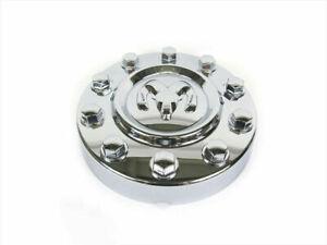DODGE RAM 4500 & 5500 CHROME FRONT WHEEL CENTER CAP COVER CAB/ CHASSIS OEM MOPAR