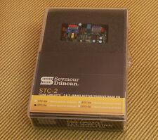 11993-02 Seymour Duncan Basslines STC-2p Active Bass Preamp Passive EQ