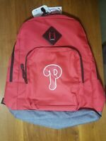 New Philadelphia Phillies Backpack Kid Child Book Bag NFL Gym