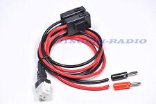 Radio Power Cable for Yaesu FT-450 FT-991 Kenwood TS-480 ICOM IC-7100 IC-7600