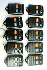 Lot 10 keyless remote F5DZ-15K601 Lincoln car key fob entry control transmitter