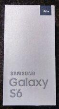 BRAND NEW Samsung Galaxy S6 SM-G920A - 32GB - Black Sapphire AT&T UNLOCKED GSM