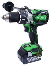 Hitachi DV18DBXL/JX 18-Volt 2 x 6.0 Ah Li-Ion Brushless Combi Drill Kit