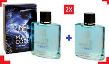 Man Code DAY 100ml+100ml Aftershave Pheromones & Panthenol For Men Attract Women
