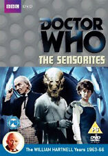 DOCTOR WHO - THE SONSORITES - DVD - REGION 2 UK