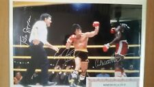 Rocky 2. Collectable signed Rocky print.